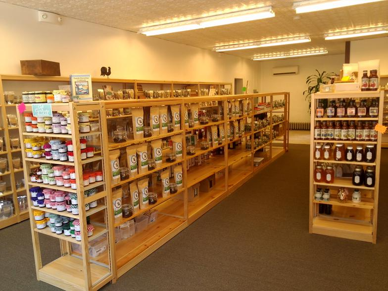 Claremont Spice Shop Interior
