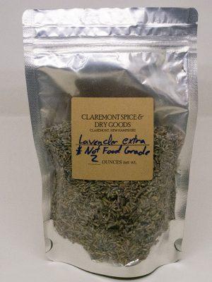 Lavender (non-food grade)