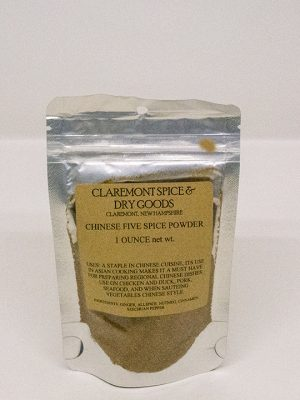 Chinese 5 spice powder – no salt