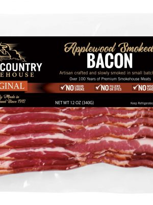 Applewood smoked bacon – 1 lb