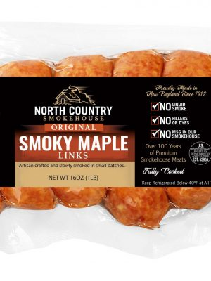Smoky maple links