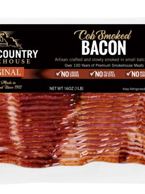 Cob smoked bacon – 1 lb