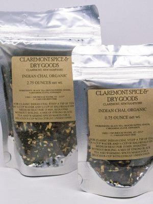 Indian Chai tea, organic