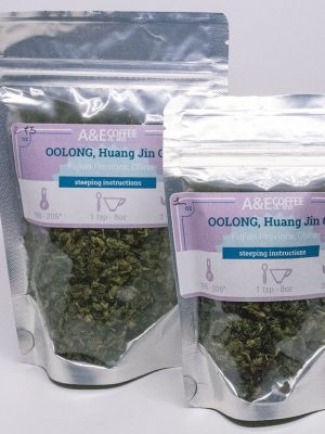 Oolong tea – Huangjin Gui