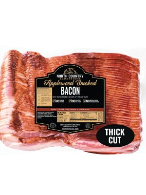 Applewood smoked bacon thick cut – 1 lb