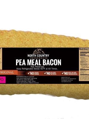 Pea meal bacon 3-4 lb $6.72 per lb