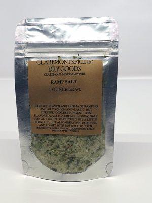 Ramp salt